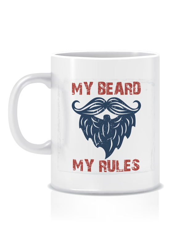My Beard My Rules
