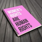 Women rights Notebook