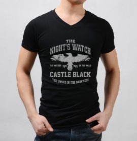 Game of Thrones The Night's Watch Men T-Shirt