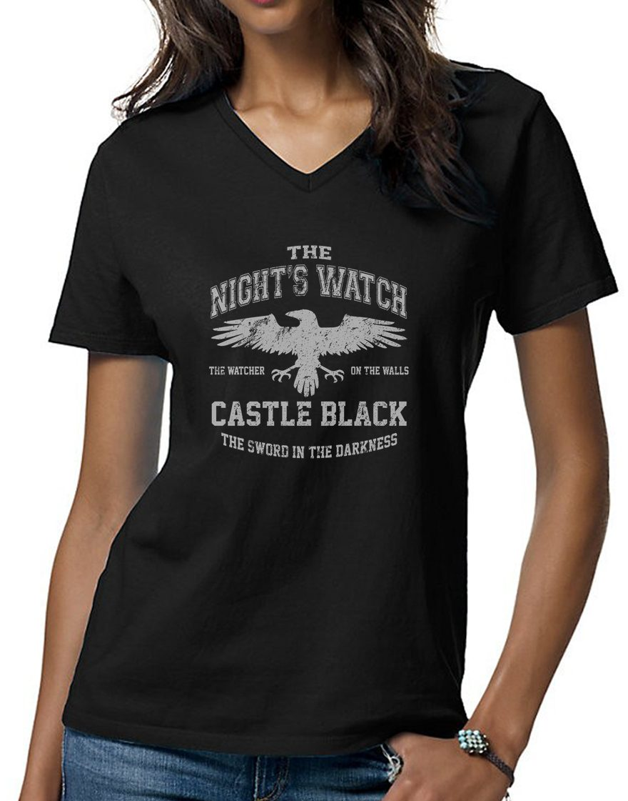 Game of Thrones The Night's Watch Women T-Shirt